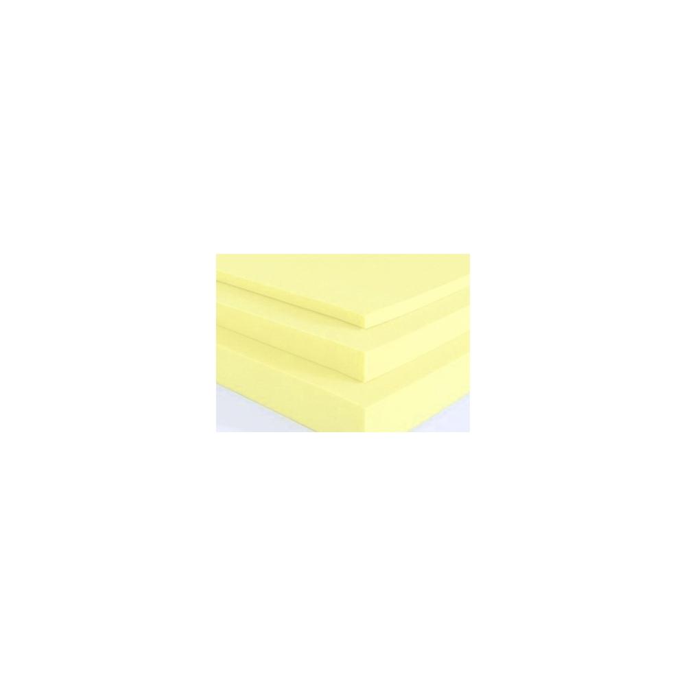 Viscoelastická pěna 4515 - paměťová pěna, líná pěna 200x90x3cm